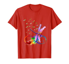 Load image into Gallery viewer, Dragonfly angels from heaven T-Shirt