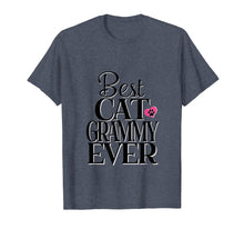 Load image into Gallery viewer, Best Cat Grammy Ever Tee