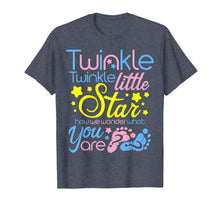 Load image into Gallery viewer, Twinkle Little Star How We Wonder What You Are  T Shirt