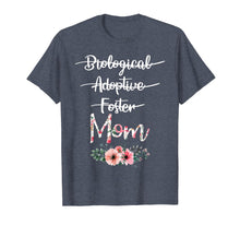 Load image into Gallery viewer, Adoptive Mom shirt Gift for Foster Mothers on Adoption Day
