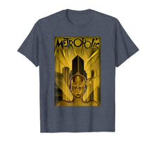 Load image into Gallery viewer, Metropolis, 1927 Poster T Shirt, Original Design