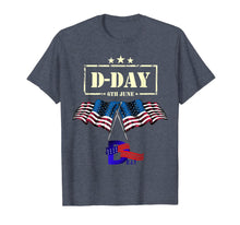 Load image into Gallery viewer, D-Day 75 Year Anniversary T-Shirt 2019