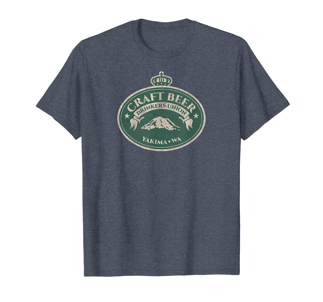 Craft Beer Lovers shirt - Yakima Washington