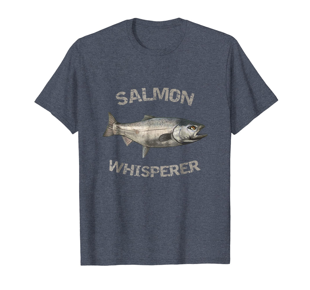Salmon Whisperer | Salmon Fishing T-Shirt