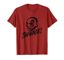 Load image into Gallery viewer, Thavage T-Shirt, Thupreme Funny Boxing Lisp T-Shirt
