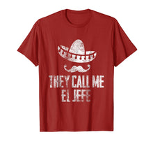 Load image into Gallery viewer, They Call Me El Jefe Boss's Appreciation Day Funny Tshirt
