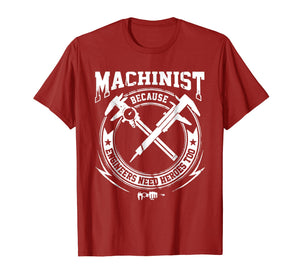 Machinist Shirt - Machinist T shirt