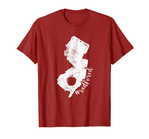 Red For Ed T-Shirt New Jersey Teacher Public Education