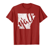 Load image into Gallery viewer, Arkansas shirt for women or men Arkansas y'all t-shirt