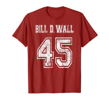 Load image into Gallery viewer, BILL D. WALL Humor T-shirt (Ver. 1C)