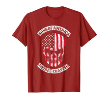 Load image into Gallery viewer, Sons of America - Infidel Chapter T Shirt