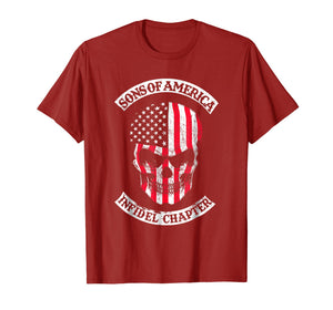 Sons of America - Infidel Chapter T Shirt