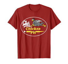 Load image into Gallery viewer, Clyde Forkles Chicken Pit Shirt Stroker Ace Chicken Pit tee T-Shirt