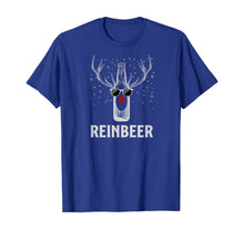 Load image into Gallery viewer, Reinbeer Funny Christmas Holiday T-Shirt
