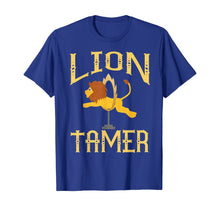 Load image into Gallery viewer, Circus Lion Tamer Shirt - Lion Tamer Costume  T-Shirt