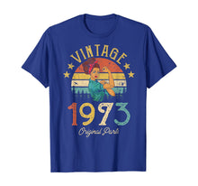 Load image into Gallery viewer, Vintage 1973 Made in 1973 46th birthday 46 years old Gift T-Shirt