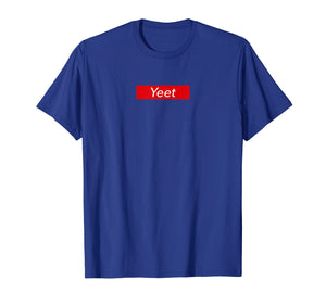 Yeet Box Design Funny Dank Meme T-Shirt Men Women Kids