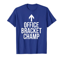 Load image into Gallery viewer, Office Bracket Champ Madness Basketball T Shirt