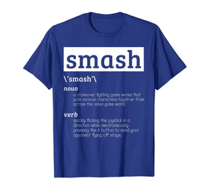 Definition Video Game Shirt - Thanks Videogames : Smash