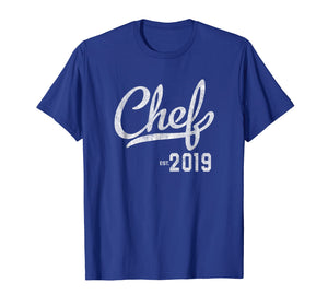 Chef Graduation T-Shirt Culinary School Graduation Gift
