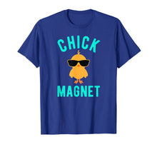 Load image into Gallery viewer, Chick Magnet Shirt Funny Easter Shirt for Boys Kids Men Tee