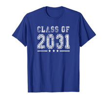Load image into Gallery viewer, Class Of 2031 T-Shirt Kindergarten Graduation Back To School