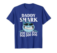 Load image into Gallery viewer, Daddy Shark Doo Doo Doo Shirts - Christmas Gift Shirts
