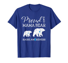 Load image into Gallery viewer, Proud PKU Mama Bear | Raise Awareness Mom T Shirt Gift