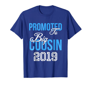 Promoted to Big Cousin 2019 T-Shirt