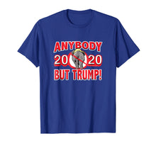 Load image into Gallery viewer, Anybody But Trump 2020 Elephant's Rear T-Shirt