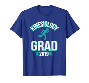 Kinesiology Major Grad Graduation 2019 College Gift T-Shirt