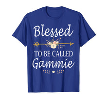 Load image into Gallery viewer, Blessed To Be Called Gammie Mothers Day Gifts T-Shirt