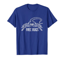 Load image into Gallery viewer, Alien Free Hugs Facehugger T-shirt
