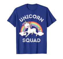 Load image into Gallery viewer, Unicorn Squad T shirt Girls Kids Rainbow Unicorns Queen Gift