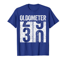 Load image into Gallery viewer, Oldometer 30 T-Shirt 30th Birthday Gift Shirt