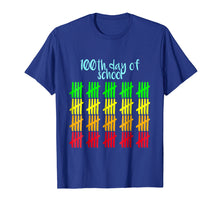 Load image into Gallery viewer, 100th Day of School T-Shirt Happy 100th Day of School Tee
