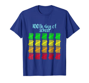 100th Day of School T-Shirt Happy 100th Day of School Tee