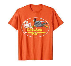 Clyde Forkles Chicken Pit Shirt Stroker Ace Chicken Pit tee T-Shirt