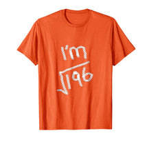Load image into Gallery viewer, 14 Years Old Math T Shirt- Square Root of 196