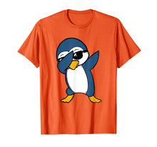 Load image into Gallery viewer, Dabbing Penguin TShirt Cool Cute Animal Dab Boy Girl Shirt