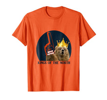 Load image into Gallery viewer, Bear Down Shirt Bears Football Kings Of The North