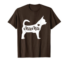Load image into Gallery viewer, Chihuahua Mama Mom Dog Cute Mothers Day Gift T-Shirt