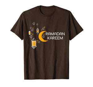 Ramadan Kareem Islamic Holidays fasting Gifts T-Shirt