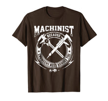 Load image into Gallery viewer, Machinist Shirt - Machinist T shirt