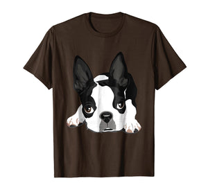 Boston Terrier Dog T-Shirt