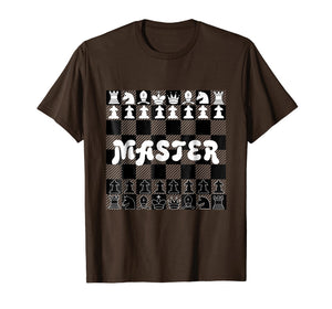 Chess Master shirt