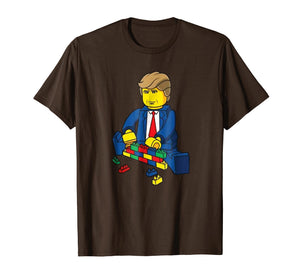 Donald Trump_ Build A Wall T-Shirt