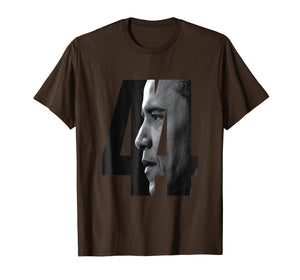 Cool 44th President Obama Political T-Shirt