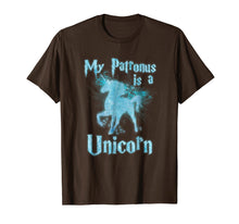 Load image into Gallery viewer, My Patronus Is a Unicorn OFFICIAL T-Shirt New 2018