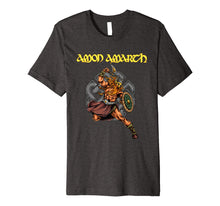 Load image into Gallery viewer, Amon Amarth Viking Warrior Premium T Shirt